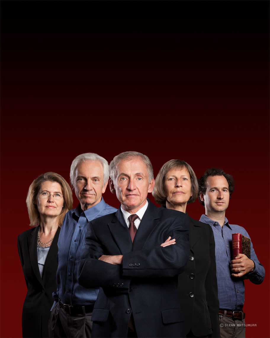 """Fighting for Humanities"" group portraits cover."